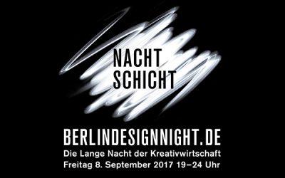 @berlindesignnight – Die Lange Nacht der Kreativwirtschaft