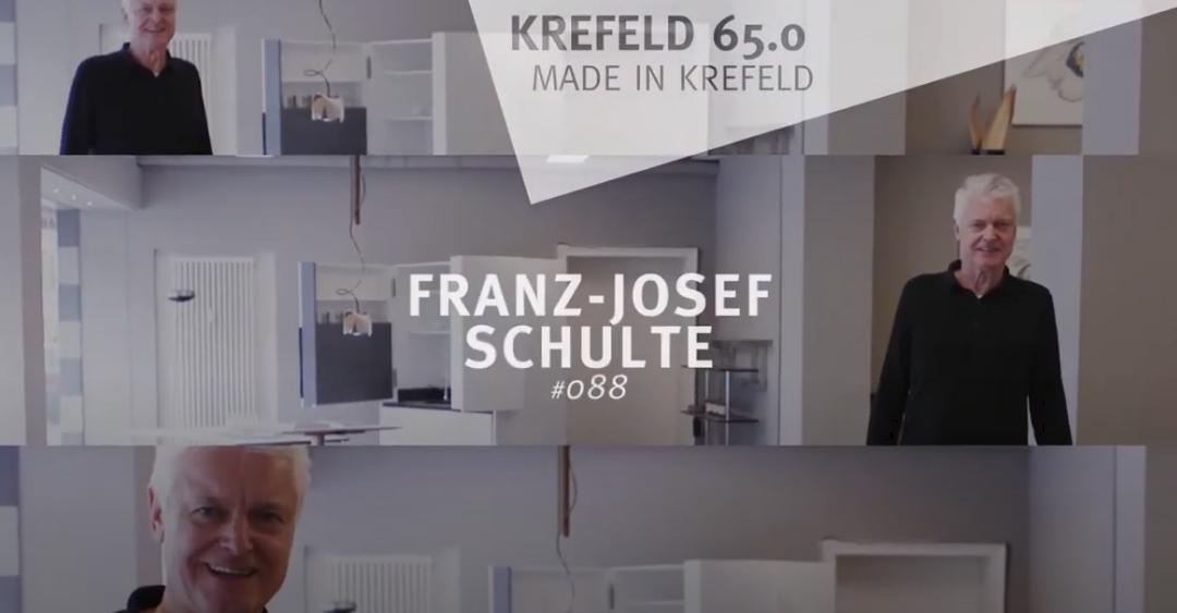 Krefeld Stadtmarketing – Franz Josef Schulte – Schulte Design
